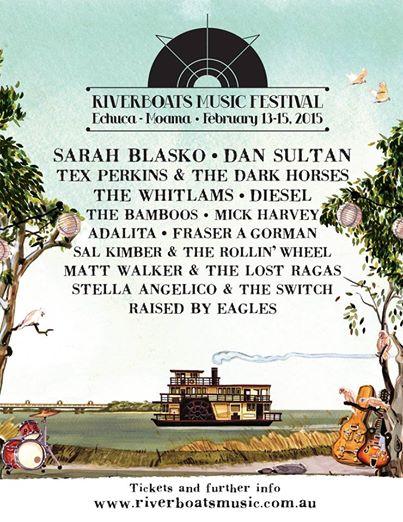 Riverboats Festival
