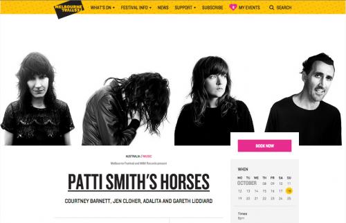 Patti Smith's 'Horses'